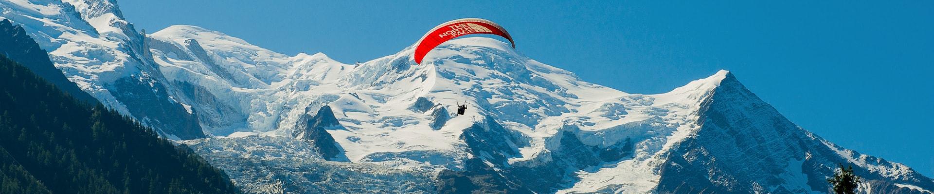 Réserver dès maintenant votre vol en parapente à Chamonix